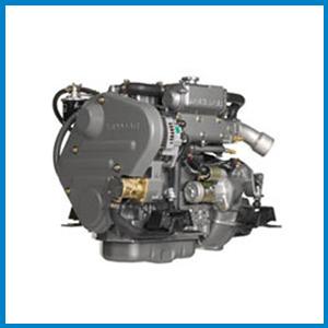 Een nieuwe motor is een behoorlijke investering